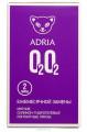 Ежемесячные контактные линзы Adria O2O2 2 линзы