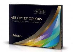 Ежемесячные цветные контактные линзы AIR OPTIX COLORS
