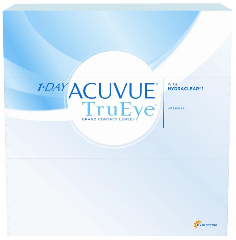 Однодневные контактные линзы 1 day acuvue