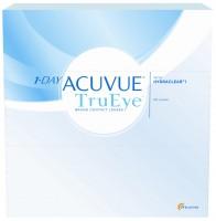 Ежедневные контактные линзы 1-DAY ACUVUE TRUEYE 90 линз