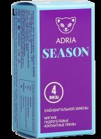 Ежеквартальные контактные линзы Adria Season 4 линзы