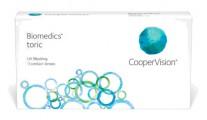 Ежемесячные контактные линзы  BiomedicsToric 6 линз