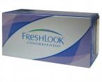 Ежемесячные цветные контактные линзы Freshlook ColorBlends (2 линзы)