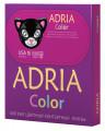 Ежеквартальные контактные линзы Adria Color 1 ton 2 линзы