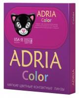 Ежеквартальные контактные линзы Adria Color 2 ton 2 линзы