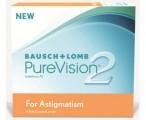 Ежемесячные контактные линзы PureVision 2 FOR ASTIGMATISM