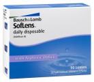 Асферические линзы ежедневной замены SoflensDailyDisposable 90 линз